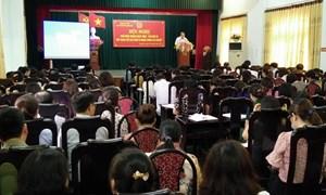 Lạng Sơn: Các đơn vị hành chính sự nghiệp gương mẫu thực hiện chính sách, pháp luật thuế