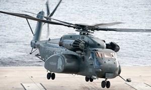 """Sức mạnh trực thăng """"rồng biển"""" MH-53E"""