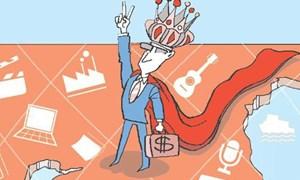 1% người giàu có nhất làm gì để nắm trong tay 82% tài sản của toàn thế giới?