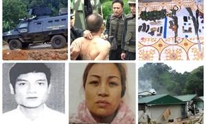 [Infographic] Chân dung 'trùm' ma túy Nguyễn Thanh Tuân ở Lóng Luông