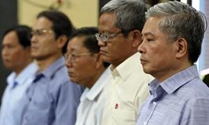 [Video] Nguyên phó thống đốc Đặng Thanh Bình nhận án 3 năm tù