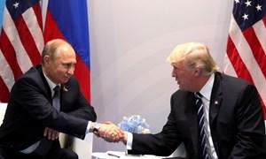 [Infographic] Cuộc gặp thượng đỉnh Nga - Mỹ diễn ra tại Helsinki ngày 16/7/2018