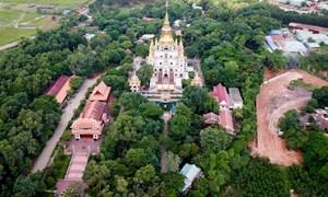 Nét đẹp của chùa Bảo Long ở Sài Gòn