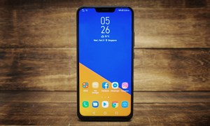 10 smartphone Android có hiệu năng cao nhất nửa đầu 2018