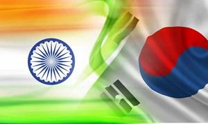Ấn Độ, Hàn Quốc ký các thỏa thuận về thương mại và mậu dịch