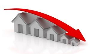 Vắng bóng đầu cơ, giá nhà giảm mạnh