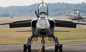 """Sức mạnh chiến đấu cơ """"Đại bàng"""" Soko J-22 Orao của Serbia"""