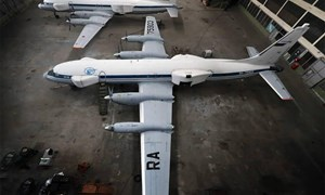 Nga phát triển máy bay gây nhiễu, có thể làm tê liệt hệ thống điện tử của kẻ địch