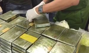 [Video] Đường dây vận chuyển ma túy lớn nhất Sài Gòn bị triệt phá