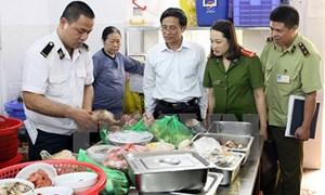 Hơn 68.000 cơ sở vi phạm về an toàn thực phẩm