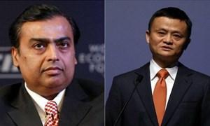 Tỷ phú Ấn Độ vượt Jack Ma thành người giàu nhất châu Á