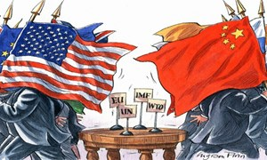 Căng thẳng thương mại Mỹ - EU: Cơ hội xuống thang?