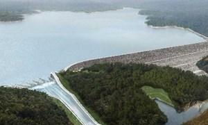 [Video] Quy mô của đập thủy điện một tỷ đô vừa bị vỡ tại Lào