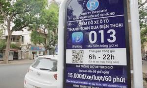 [Video] Hà Nội sẽ nhân rộng mô hình trông giữ xe thông minh