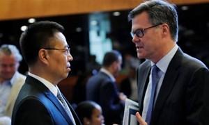 Mỹ-Trung kịch liệt khẩu chiến ở WTO