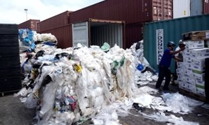[Video] 6 tháng đầu năm, doanh nghiệp Việt Nam nhập về 4 triệu tấn phế liệu