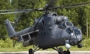 Mi-35M: Uy lực máy bay trực thăng tấn công đáng sợ của Nga