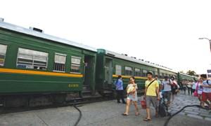 Kế hoạch chạy tàu và ưu đãi giảm giá vé đường sắt dịp lễ 2/9
