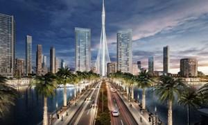 Bên trong dự án trung tâm thương mại công nghệ cao 2 tỷ USD của Dubai