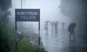 Những địa điểm du lịch ẩm ướt nhất thế giới
