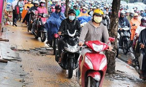 [Video] Lỗi giao thông thường thấy khi người Việt đi xe máy