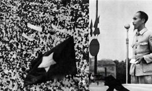 [Infographic] Cách mạng Tháng Tám năm 1945 - sự kiện vĩ đại trong lịch sử dân tộc Việt Nam