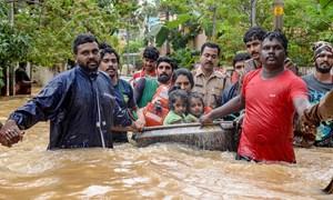 [Infographics] Lũ lụt ở Ấn Độ: Hơn 1 triệu người phải lánh nạn trong các trại cứu trợ