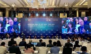 [Video] Diễn đàn kinh tế Việt Nam ViEF 2018 - Chuyên đề Thị trường Vốn - Tài Chính