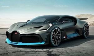 Ngắm Bugatti Divo – Hypercar vừa ra mắt của Bugatti