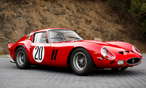 [Video] Siêu xe Ferrari đắt nhất thế giới được bán đấu giá hơn 48 triệu USD