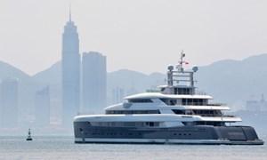Ra mắt siêu du thuyền lớn nhất châu Á giá 145 triệu USD của Trung Quốc