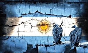 """Argentina tìm """"phao cứu sinh"""" khẩn cấp để tránh khủng hoảng nợ"""