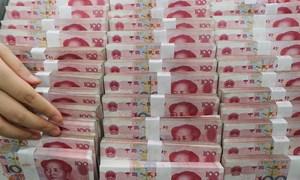 Tháng 8, nhà đầu tư ngoại chi 146 tỷ USD để mua trái phiếu chính phủ Trung Quốc