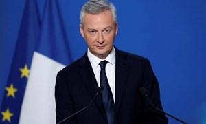 """Pháp kêu gọi châu Âu áp thuế lên các """"đại gia"""" công nghệ Mỹ"""
