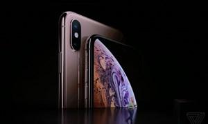 """Ảnh thực tế iPhone Xs Max hai sim, màn hình """"khổng lồ"""""""