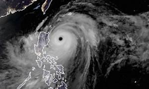 Sức tàn phá khủng khiếp của siêu bão Mangkhut