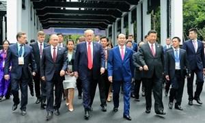 Những hình ảnh nổi bật về hoạt động của cố Chủ tịch nước Trần Đại Quang
