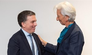 IMF và Argentina tiến gần tới thỏa thuận giải ngân tín dụng