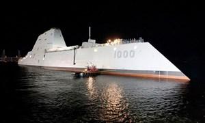 Lộ diện hình ảnh 10 tàu khu trục hàng đầu thế giới hiện nay