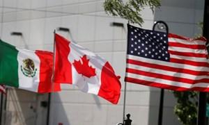 """Ông Trump gọi thỏa thuận cải tổ NAFTA là """"quan trọng nhất từ trước đến nay"""""""