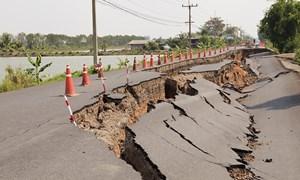 [Infographic] Kinh hoàng với những trận động đất, sóng thần trên thế giới