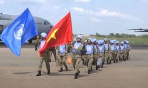 [Video] Bệnh viện dã chiến Việt Nam đến Nam Sudan
