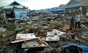 [Infographic] Toàn cảnh thảm họa kép hơn 1.400 người chết ở Indonesia
