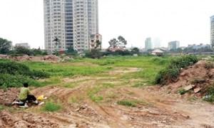 Hà Nội xử lý kiên quyết các dự án vi phạm pháp luật về đất đai