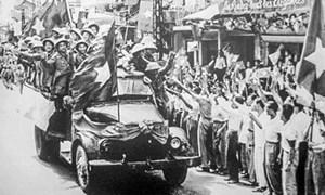 [Video] Kí ức người Hà Nội trong ngày giải phóng Thủ đô