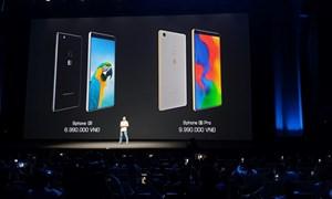 [Infographic] Bphone 3 đọ thông số với smartphone Việt