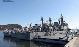 Hàn Quốc chuyển giao tàu hộ vệ Yeosu cho Việt Nam ngay tại Lễ duyệt binh