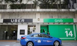 [Infographic] Xe Grab sẽ hoạt động giống taxi như thế nào?