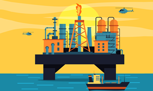 [Infographic] Nguồn gốc của dầu mỏ