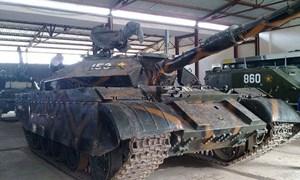 Xe tăng chiến đấu chủ lực T-90 sẽ được trang bị giáp phản ứng nổ nội địa?
